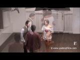 Приянка Чопра, Дино Мореа, Удай Чопра на съёмках фильма Любовь невозможна / Pyaar Impossible